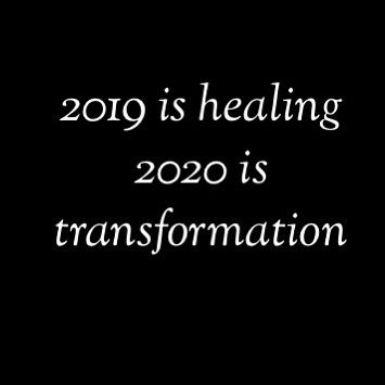 "Empaths Be Like on Instagram: ""2020 is going to knock you off your feet! All of the inner work you've been doing will be worth it, I promise. Get ready! ~Tiya"
