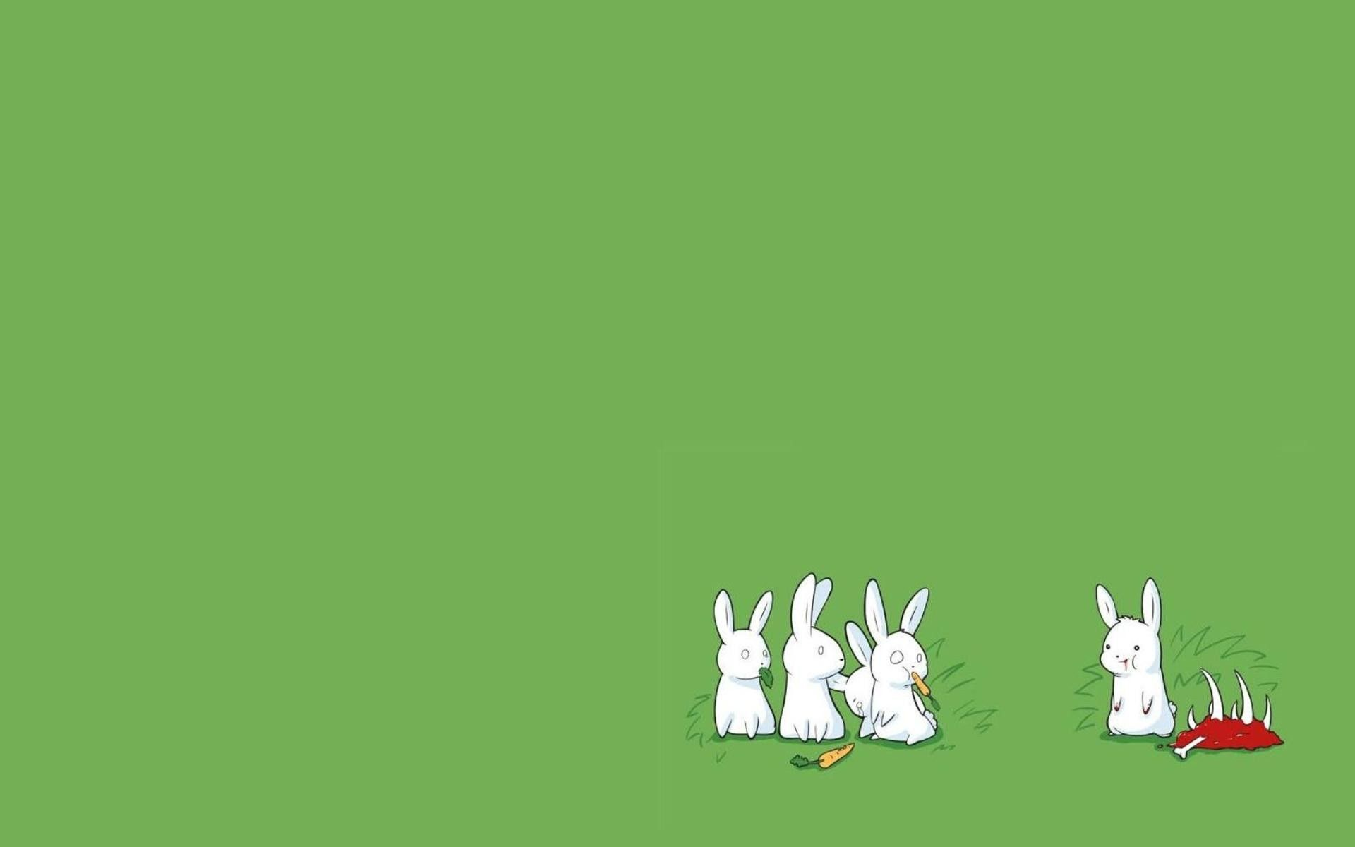 Image Result For Aesthetic Desktop Wallpaper Bunny Wallpaper