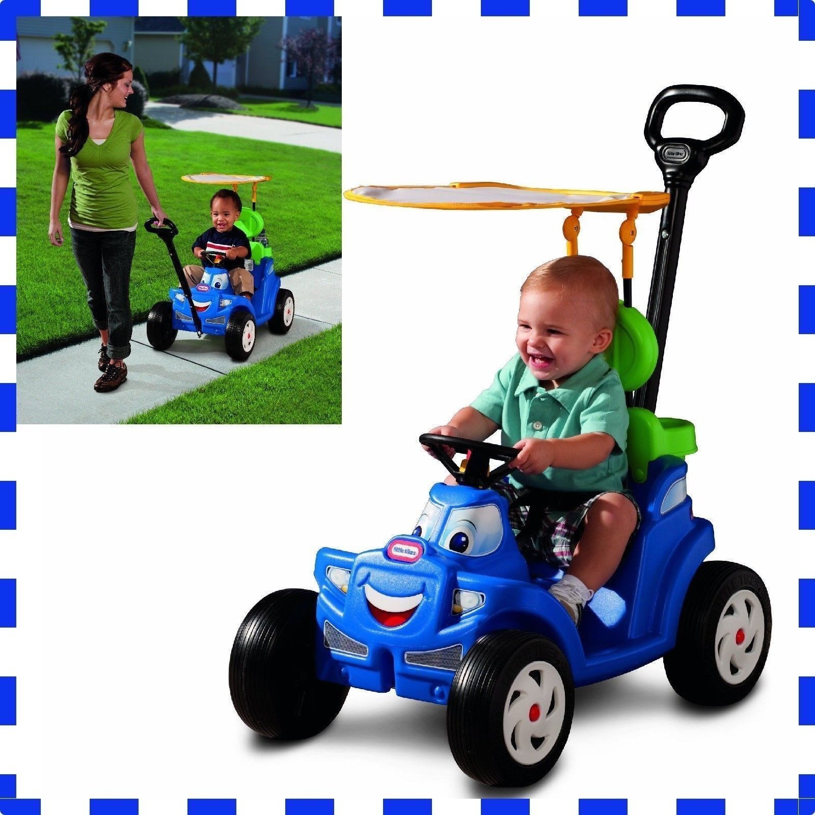 Ride On Toys For Girls Boys Toddlers Riding 1 4 Year Old Gifts Baby 2 In 1 Cozy Ride On Toys Baby Developmental Toys Toys For Girls