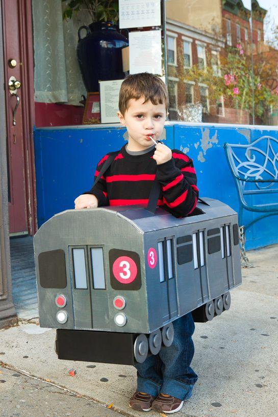 Halloween Dress Train