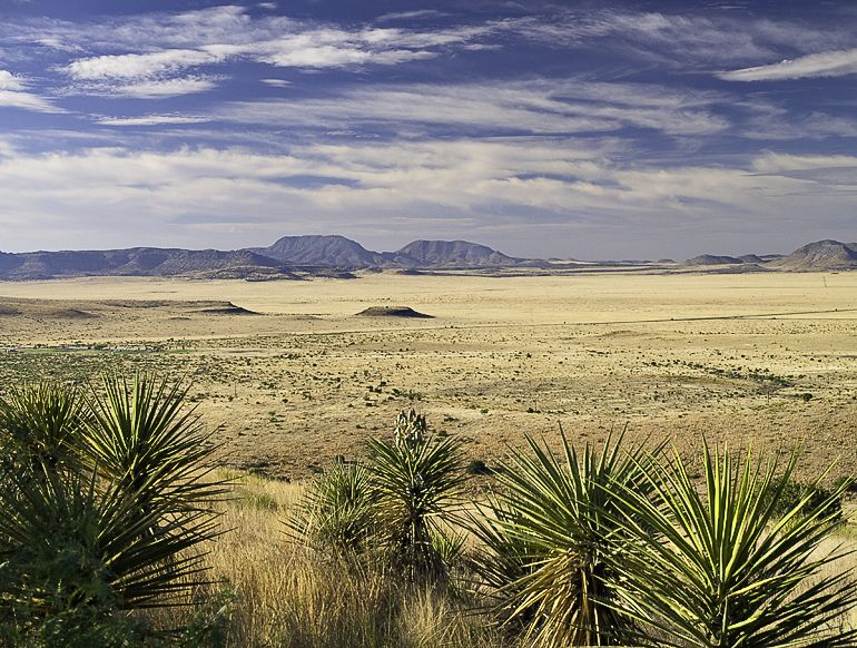 west texas landscape in 2019