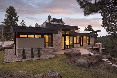 Mountain Home Design Pictures Remodel Decor And Ideas Page 48 Enchanting Denver Remodel Exterior Decoration