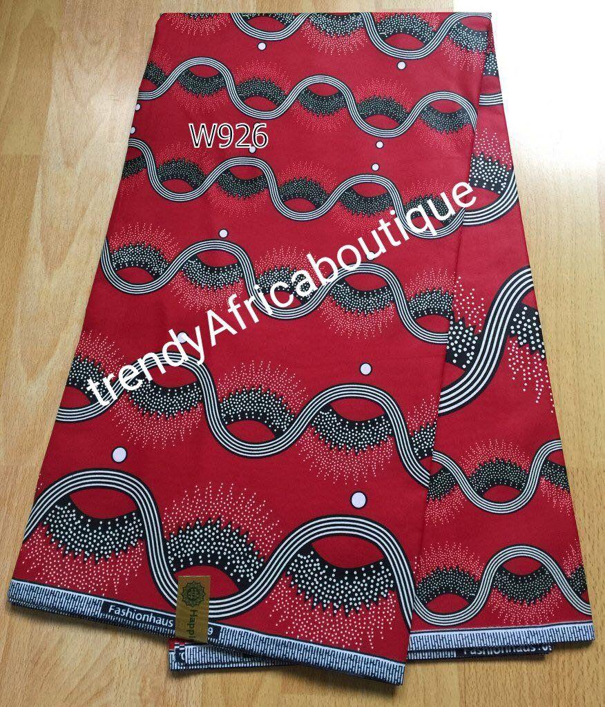 6 Yards Blue Ankara Fabric African Print Design Ankara Fabric Design Sewing Quilting Gele Head Wrap Skirt Dress Crafts