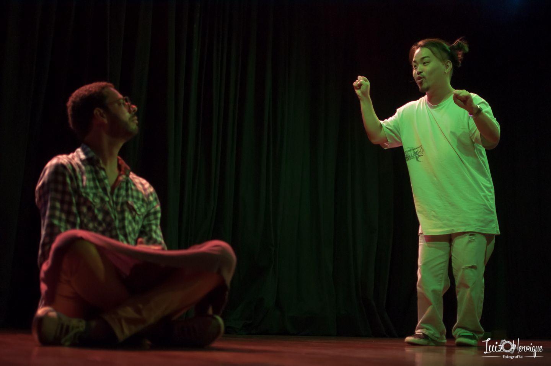 Fotografia de Espetáculo - Apresentação T21 para TPF Senac - Luiz Henrique Fotografia