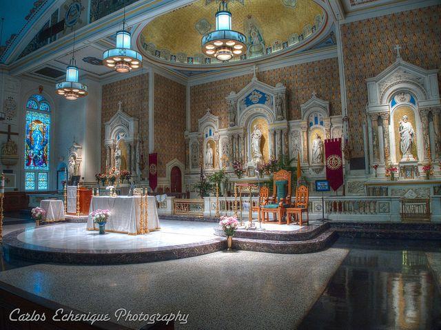 Gesu catholic church miami wedding venues