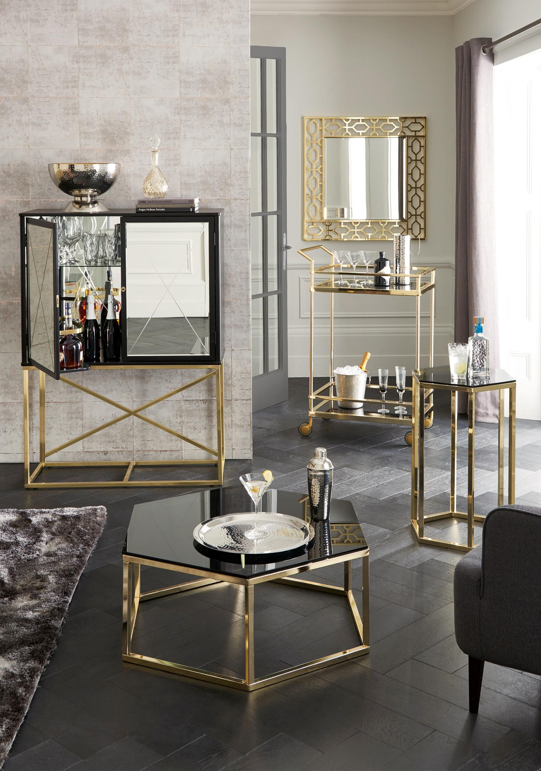 Buy Hex Drinks Cabinet From The Next UK Online Shop 450