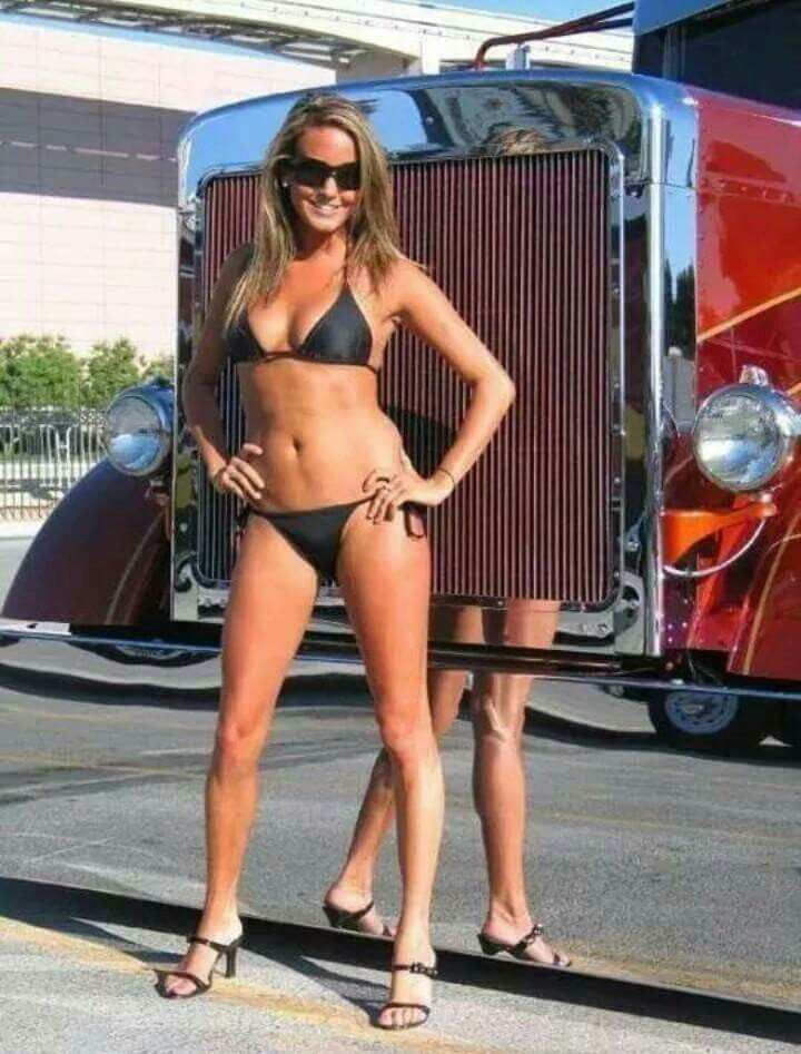Cars Wallpaper Infront Of Skyline Image Result For Big Rigs And Naked Girls Cutie Pie