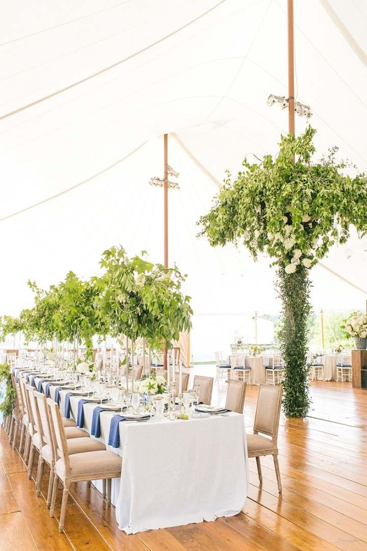 Wedding reception idea; Featured photographer: Katie Stoops Photography