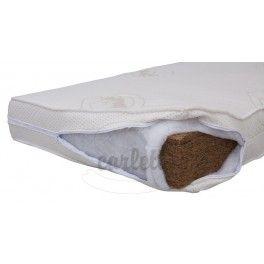 Matrac Scarlett kokos 120x60x11,5 cm  Изцяло от кокос Ваканция до 5 август ot Heureka   58 € за 11.5-14 см дебелина