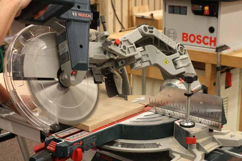 Bosch Glide Miter Saw Miter Saw Bosch Mens Tools