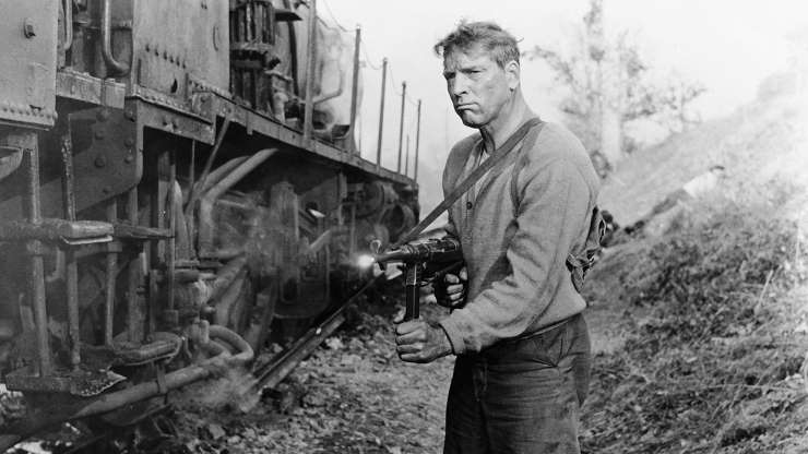2. The Train (1964) Courtesy of United Artists Good