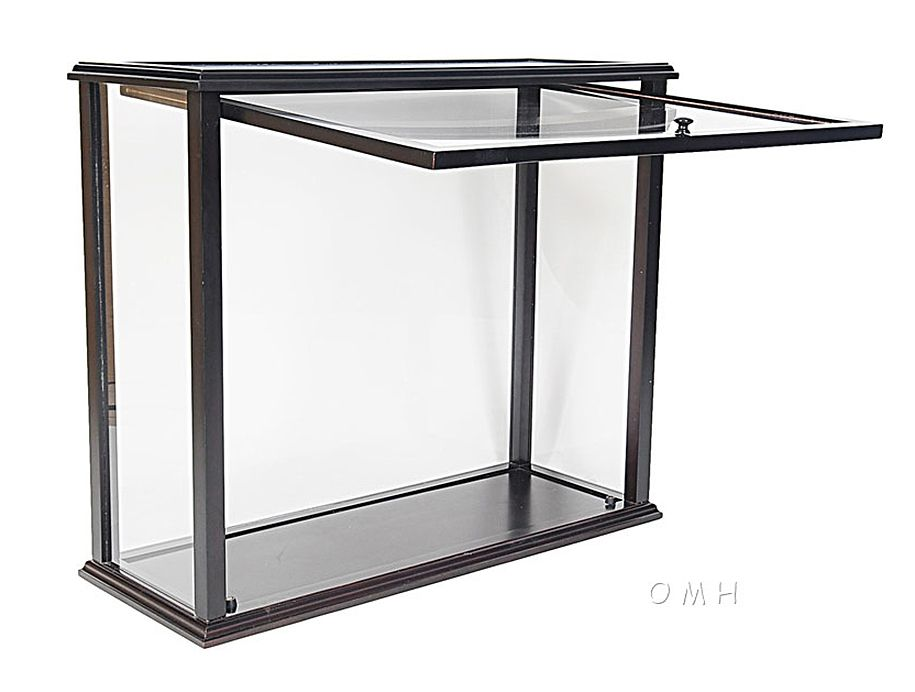 Table Top Display Case 36 Opening Front Tall Ship Sailboat Models Table Top Display Case Table Top Display Display Case