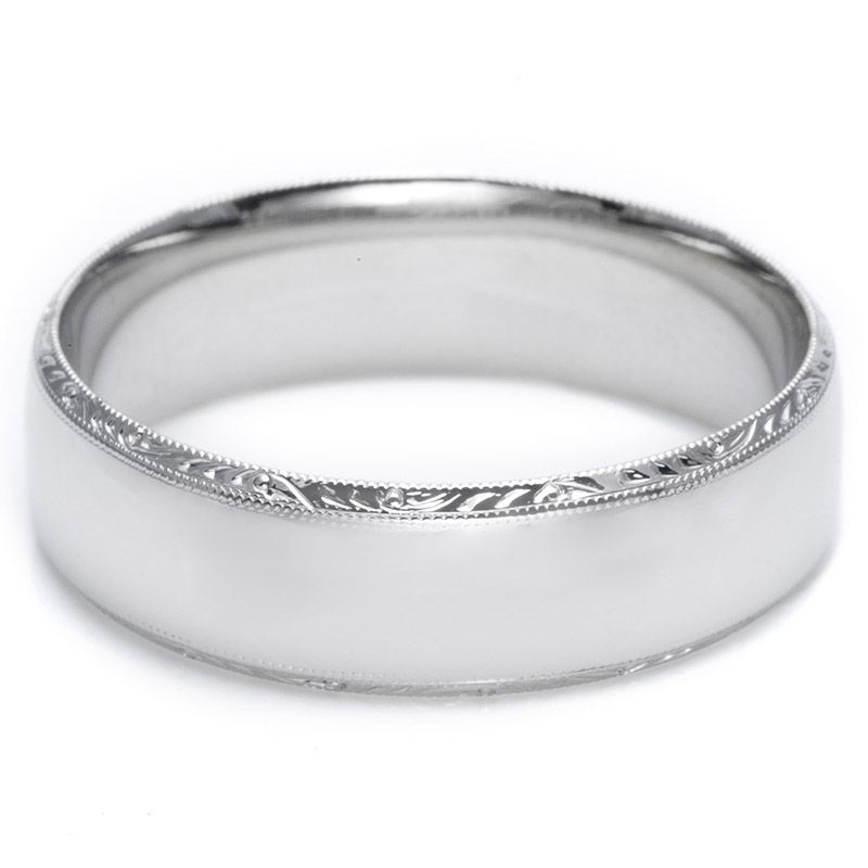 Men S Platinum Simply Tacori Wedding Band Mens Wedding Rings Mens Wedding Bands Tacori Wedding Band