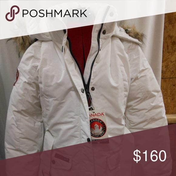 Canada Weather Gear Super Triple Goose Parka Parka Womens Parka Women Shopping