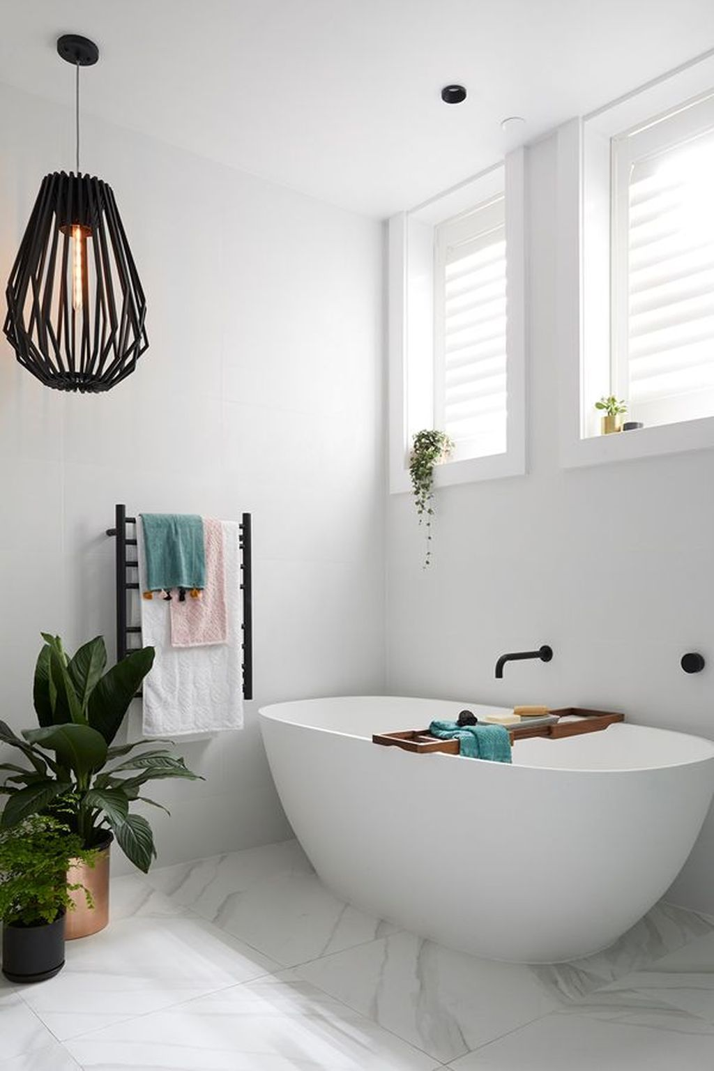 32 Perfect Color Combination For Your Bathroom Design Bathroom