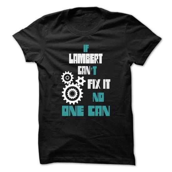 LAMBERT Mechanic - 999 Cool Name Shirt ! - #jean shirt #tshirt serigraphy. GET => https://www.sunfrog.com/Outdoor/LAMBERT-Mechanic--999-Cool-Name-Shirt-.html?68278