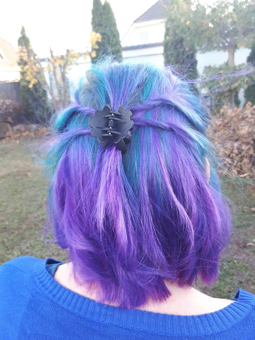 Pin by sam on cabello pinterest hair hair color and purple