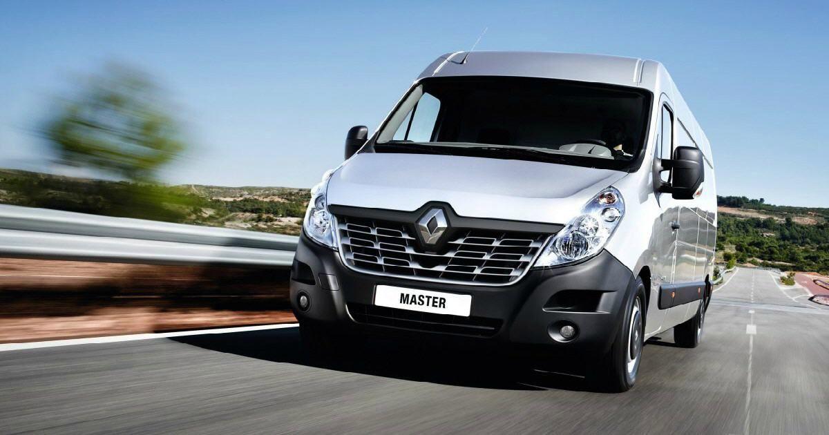 Рено Мастер 3 (Renault Master III)