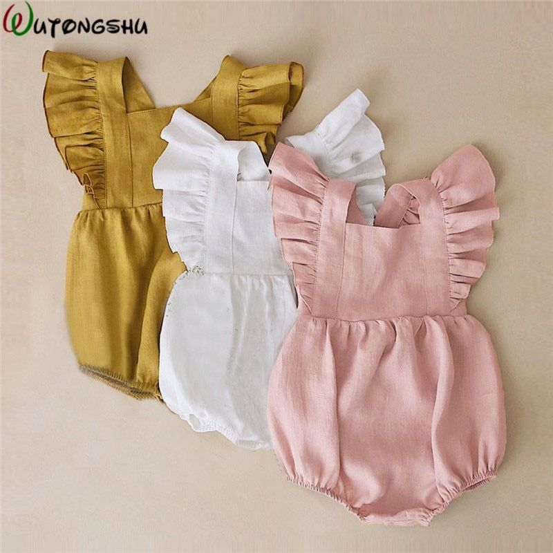 9e61988f662e9 Cheap Rompers, Buy Directly from China Suppliers:Newborn Baby Girls ...