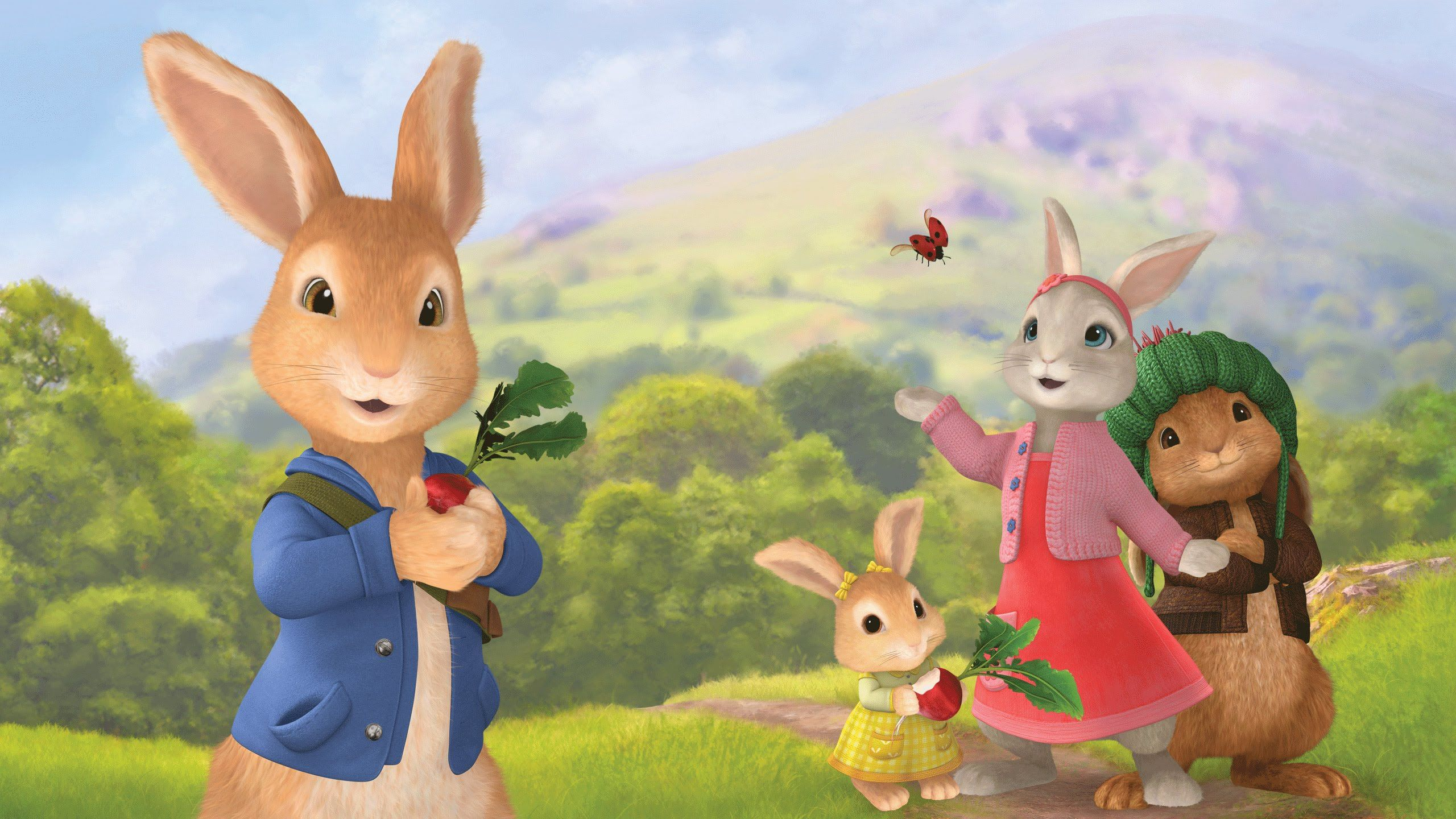 Peter Rabbit Cartoon Full Episodes New
