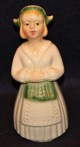 Details About Vintage 50s Cleminson Porcelain Asian Man