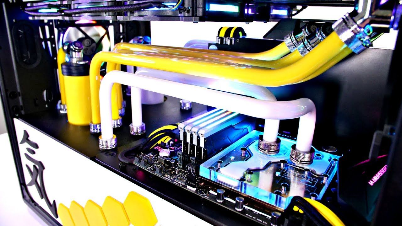 Thermaltake Level 20 Xt Ultimate Custom Water Cooled Gaming Pc