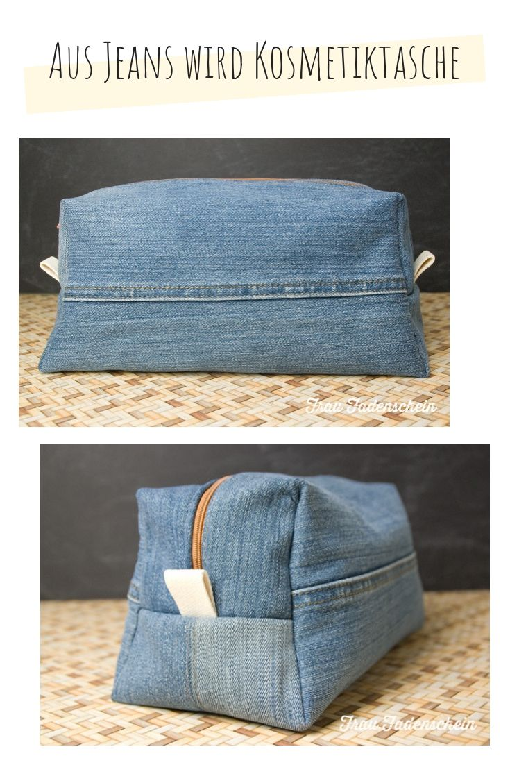 27 Upcycling Ideen für deine alte Jeans! | DIY MODE