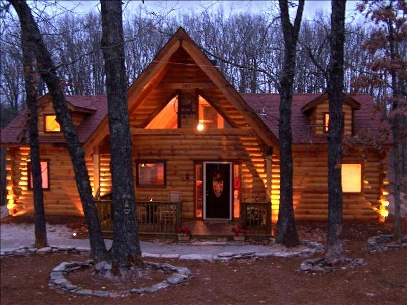 Cabin Vacation Rental In Branson From Vrbo Com Vacation Rental Travel Vrbo Secluded Cabin Cabins In Missouri Hot Tub Outdoor