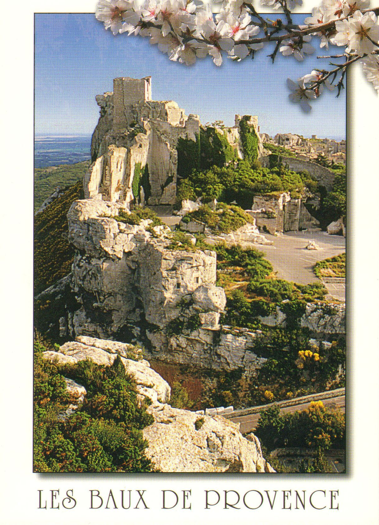 Les Baux De Provence Is A Commune In The Bouches Du Rhône Department Of The Province Of Provence In Southern France It Has A Mountains Natural Landmarks World