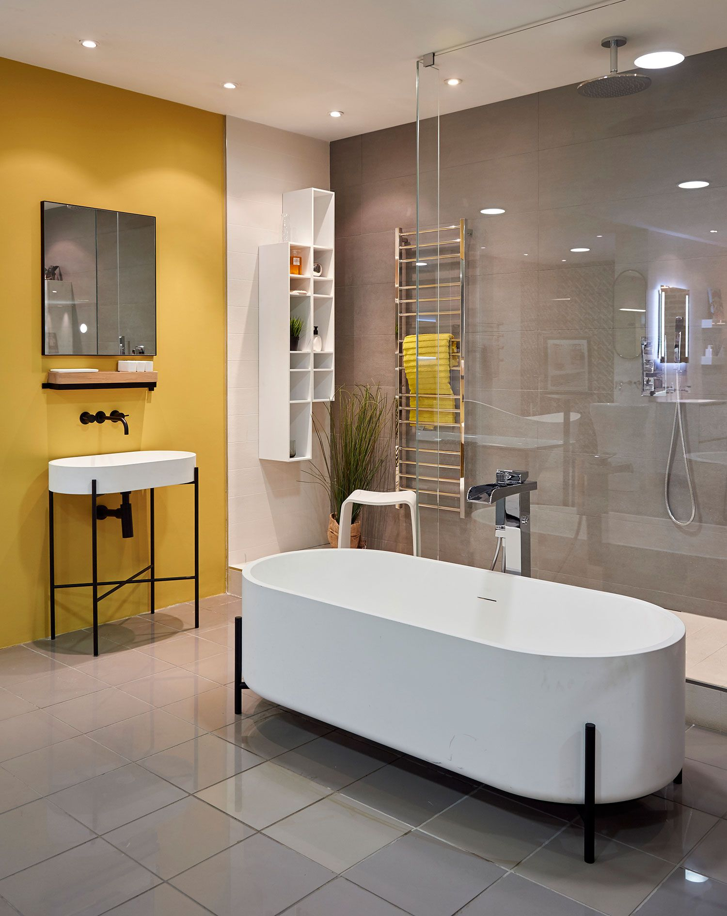 Eaudace Salle De Bain Longueuil ~ ex t s stand collection is a beautiful and simplsitc deisgn that has