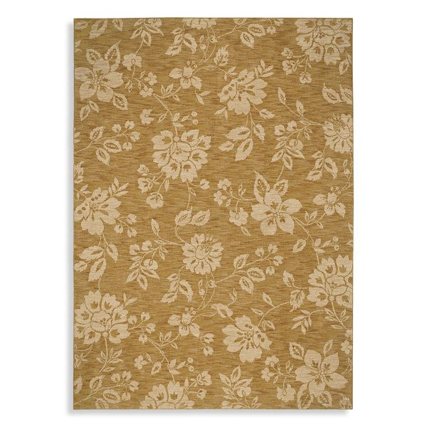 Shaw Moderworks Collection Delphine Gold 5 5 X