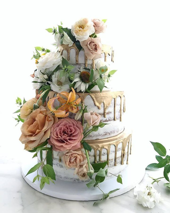 Vegan And Gluten Free Wedding Cake Ideas Alternative: 2019 Designer Wedding Dresses & Bridal Gowns