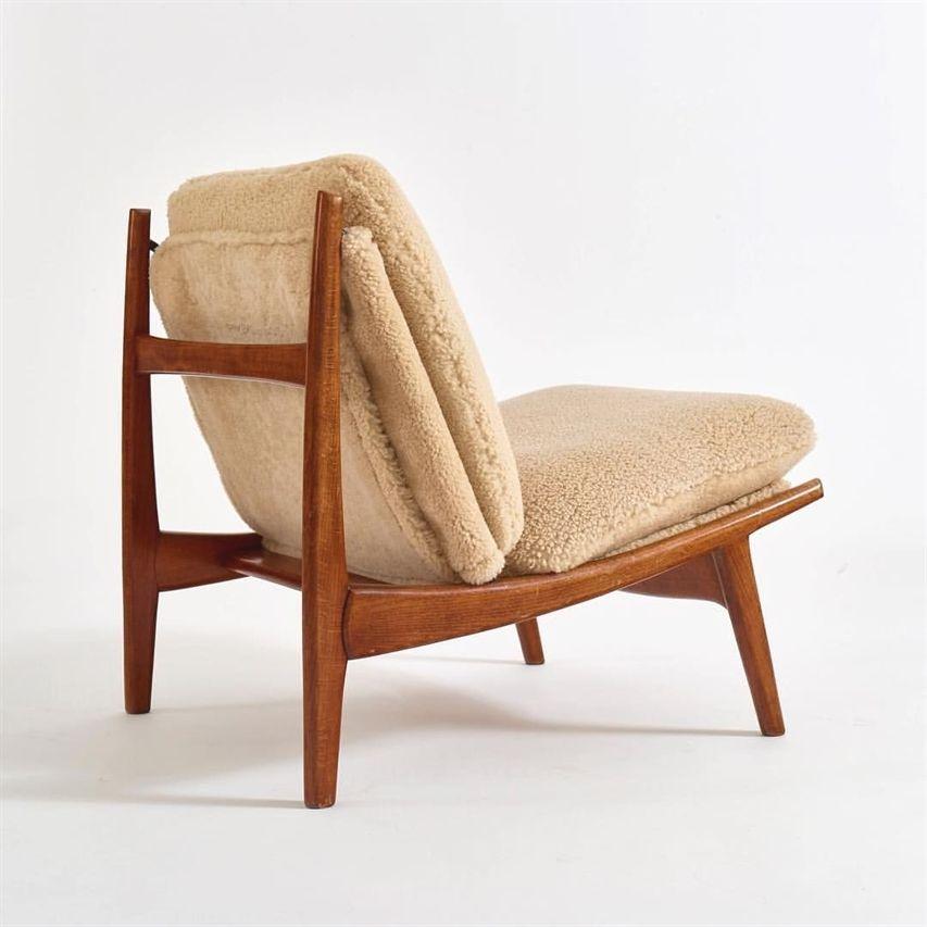 Scandinavian Bedroomdesign Inspiration: Interior Design Addict: JosephAndr Motte 790 Chair, C