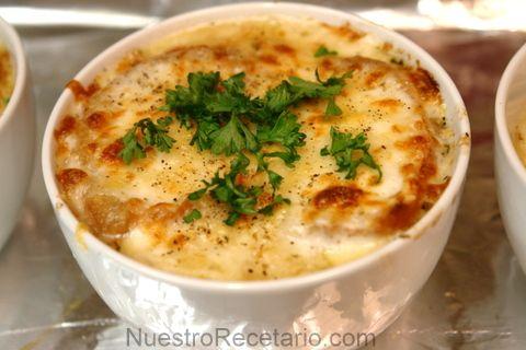 #sopa de #cebolla #francesa