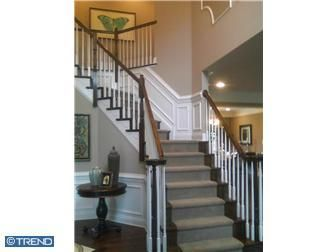 Best Stairs Exposed Wood And Carpeting Down Middle Also Like 400 x 300