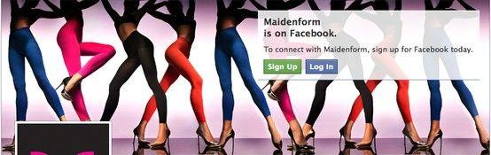 Maidenform LEGS!