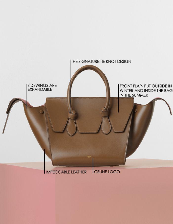 Celine Tie Bag Review  be8a29f2e15e7