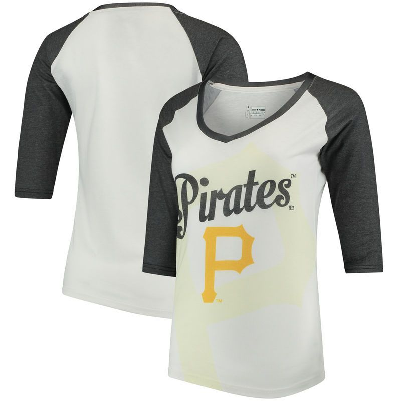 Pittsburgh Pirates Forever Collectibles Women's Watermark