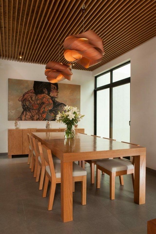 Casas modernas - 50 ideas para decorar interiores Diseños de