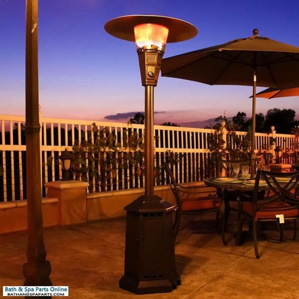 Bath Amp Spa Parts Online Carries A Complete Line Of Lava Heat Products We Carry Patio Heaters Coolers Amp Misters F Patio Gas Patio Heater Patio Heater