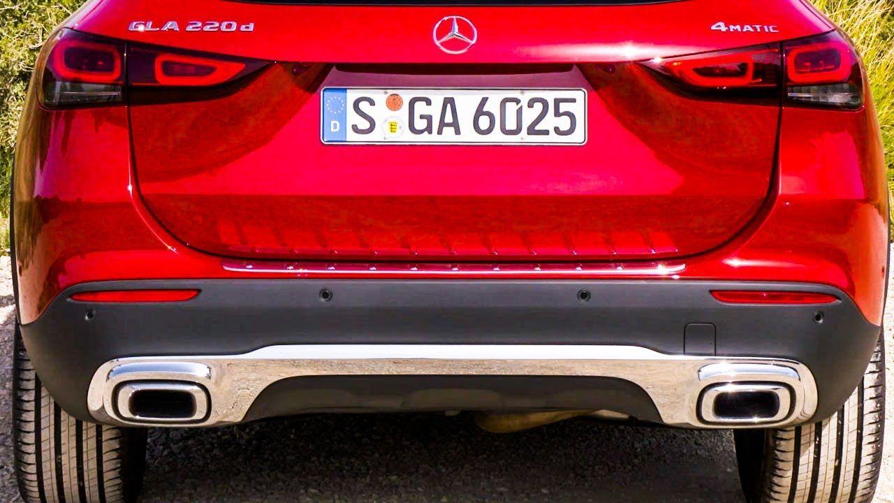 2021 Mercedes Benz GLA 220d Best Compact SUV? Best
