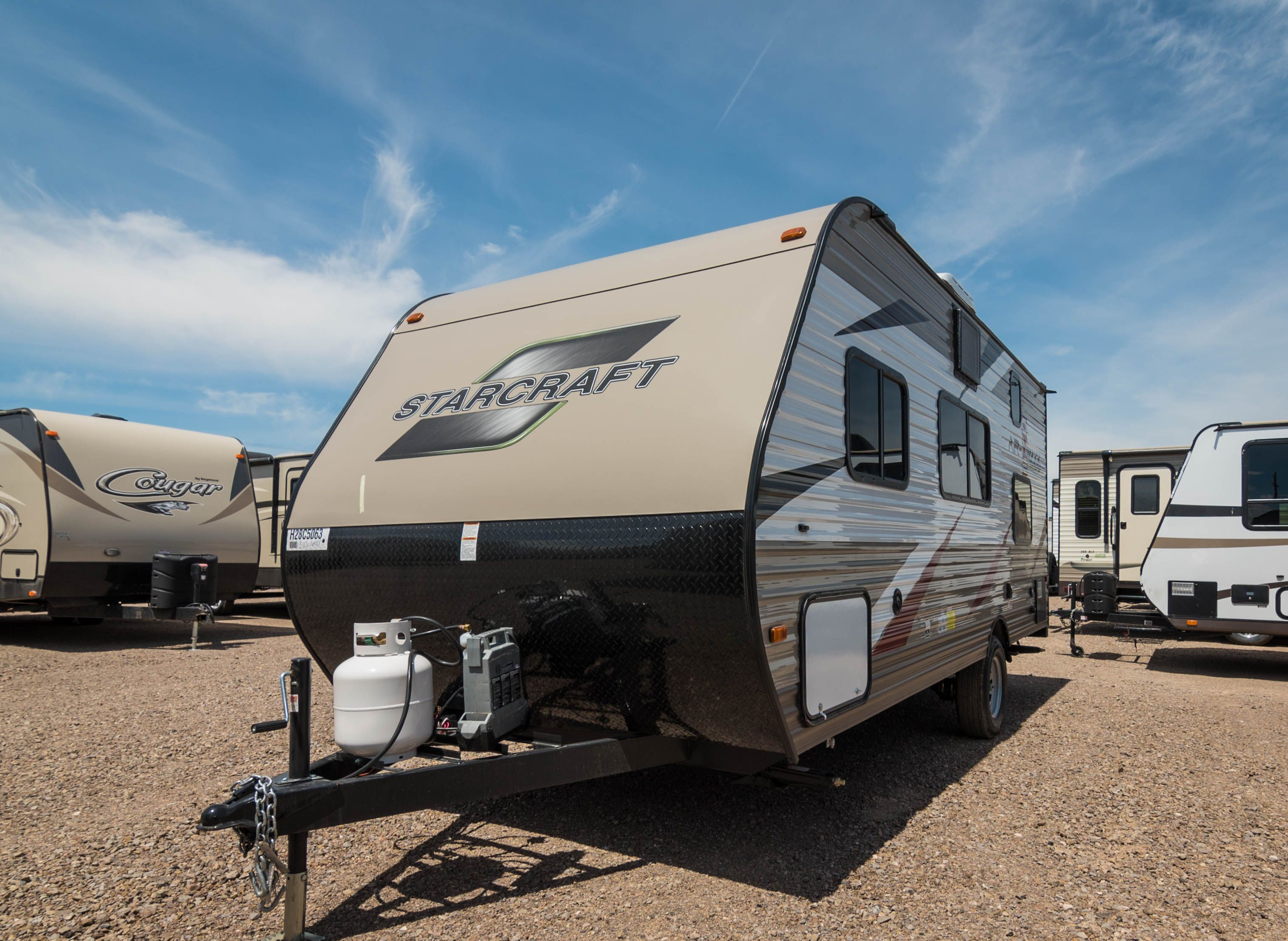 Repo Travel Trailers In Michigan