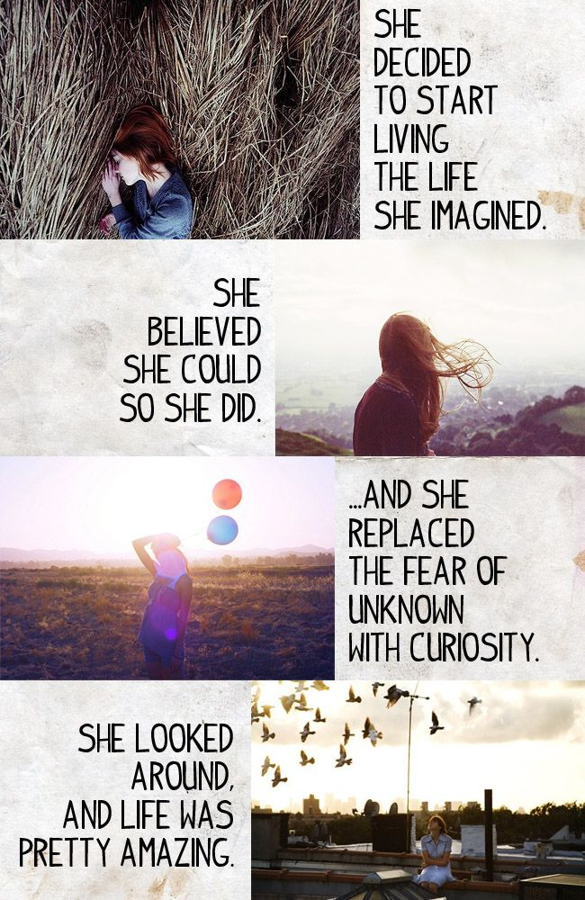 story of a girl.