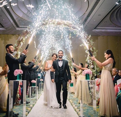 Awww!!! Reception Entry Ideas For The Couple Who Likes It
