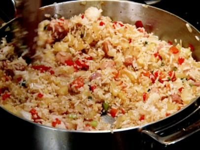 Neelys pineapple fried rice recipe pineapple fried rice neelys pineapple fried rice chef recipesasian forumfinder Gallery