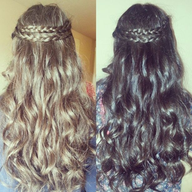 Hairstyles for quinceaneras damas , Hairstyles  Fashion