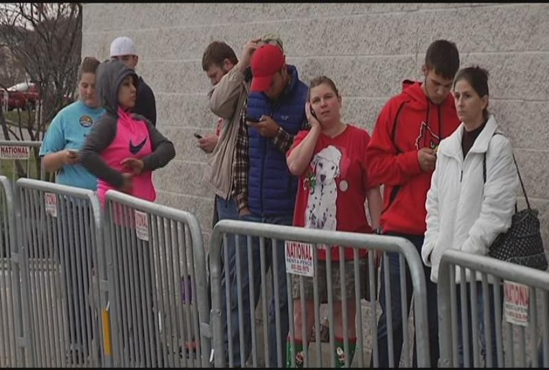 Black Friday ShoppingWith Thinner Crowds