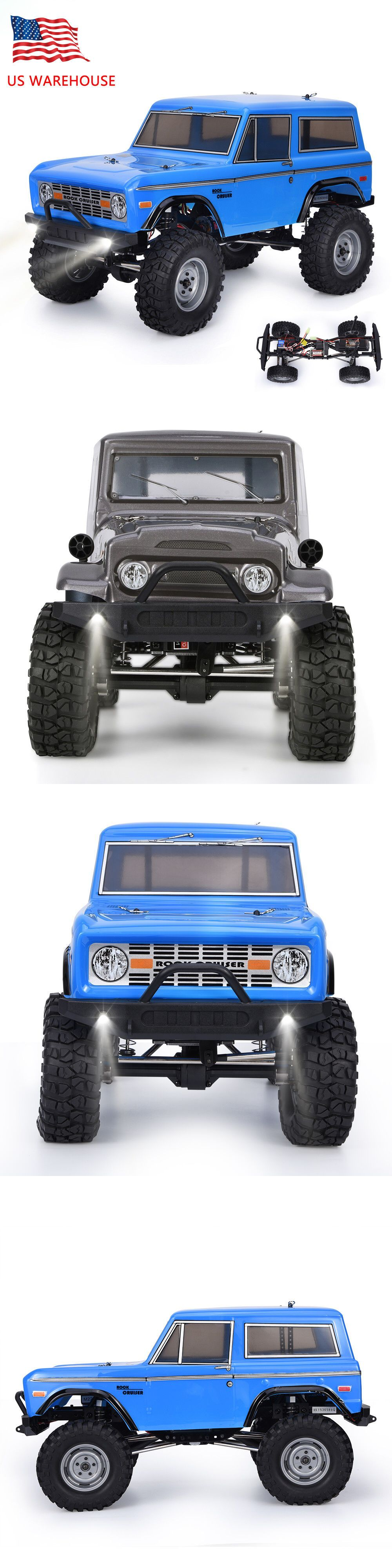 Cars Trucks and Motorcycles 182183: Hsp 4Wd 1 10 Rc Crawler