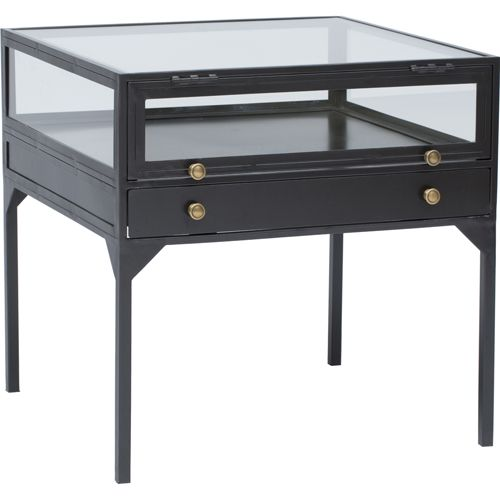 This one's a little less  Shadow Box End Table* $599.00