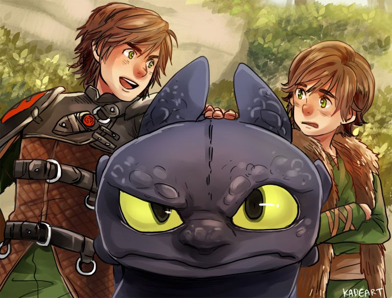 hiccup vs hiccup by kadeart0 on deviantart how train your dragon how to train your dragon how to train dragon